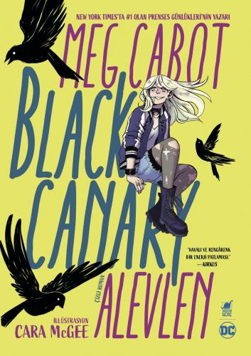 Black Canary Meg Cabot